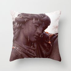 WallaFall Throw Pillow