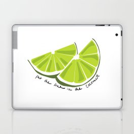 Lime in the Coconut Laptop & iPad Skin