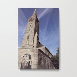 The Church of Mixed Symbols Metal Print