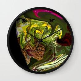 Exotic Emily Wall Clock