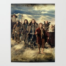 Going on an Adventure Poster