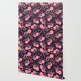 Octopus 001 Wallpaper