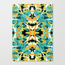 Abstract Symmetry Canvas Print