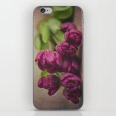 Pretty Purple iPhone & iPod Skin