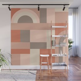 Softy Blocks #society6 #pattern Wall Mural