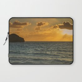 Another Sunset in Cornwall Laptop Sleeve