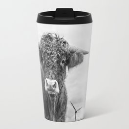 Size Is Relative Travel Mug