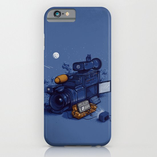 Movie Break iPhone & iPod Case