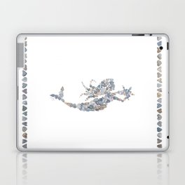 Mermaid by Love Rocks Me Laptop & iPad Skin