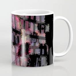 Line and Square Coffee Mug