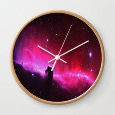 Star Tide Wall Clock