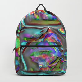 colors on relief ... Backpack