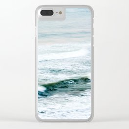 The fisherman I Clear iPhone Case