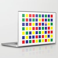 waldo Laptop & iPad Skins featuring Square's Waldo by Jonah Makes Artstuff