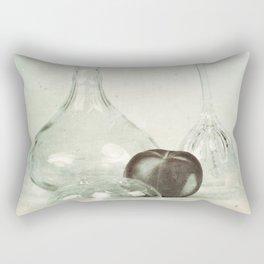 Glass still life Rectangular Pillow