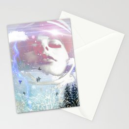 Techtonic shift Stationery Cards