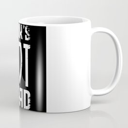 Punk Is Not Dead Coffee Mug