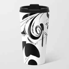 Every second is a handful of dirt - Emilie Record Metal Travel Mug
