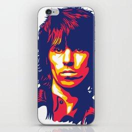 Keith iPhone Skin