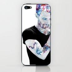 Adam Levine iPhone & iPod Skin