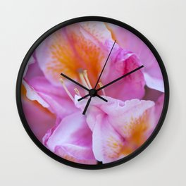 Beautiful blossom Wall Clock