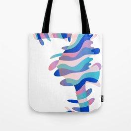 Aquatic Equine Tote Bag