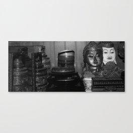Myanmar's Treasure Canvas Print