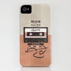 History Slim Case iPhone (4, 4s)