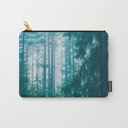 Peer Through The Trees Carry-All Pouch