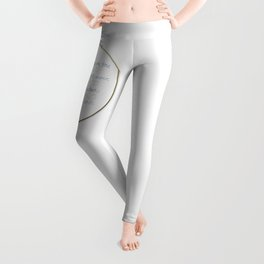 Doubt thou the stars are fire Leggings