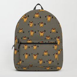 Pug Clean and Jerks Backpack
