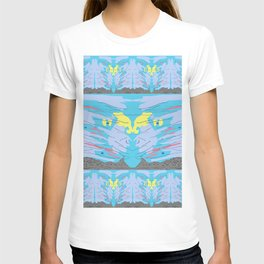 Cold Dry Mountains T-shirt