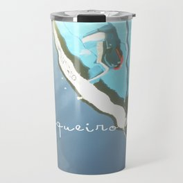 O barqueiro Travel Mug