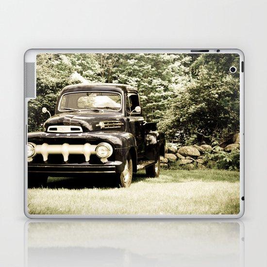 Ford in a Field Laptop & iPad Skin