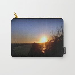 Dusk over Lakes Entrance Carry-All Pouch