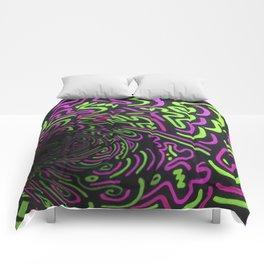 Reality Tunnel Comforters
