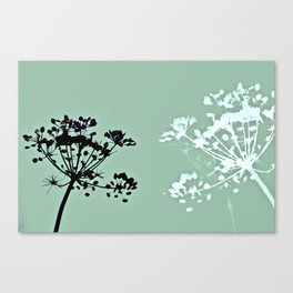 simple pleasures Canvas Print