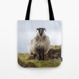 Who are ewe? Tote Bag