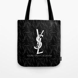 Young | Savvy | & Lavish | YS&L Invert Tote Bag