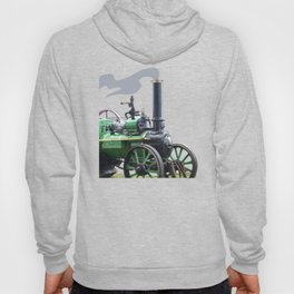 Steam Power 2 - Tractor Hoody