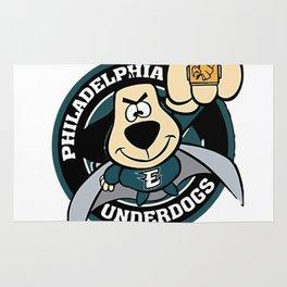 Philadelphia-Underdogs Rug