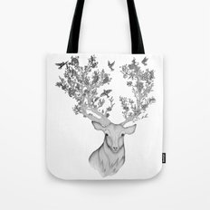 The Natural Progression? 1 of 3 Tote Bag