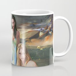 "Sirens (""Charm of of the Ancient Enchantress"" Series) Coffee Mug"