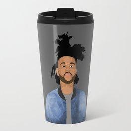 The Wknd, Gray Travel Mug