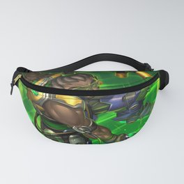 over lucio watch Fanny Pack