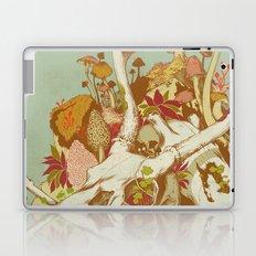 skulls in spring Laptop & iPad Skin
