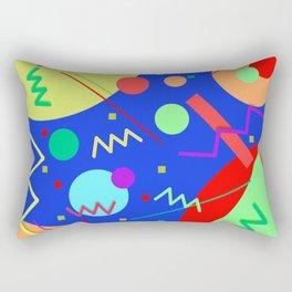 Memphis #51 Rectangular Pillow