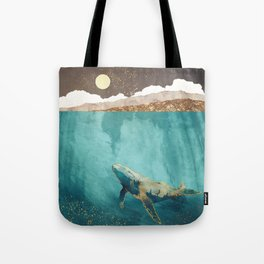 Light Beneath Tote Bag
