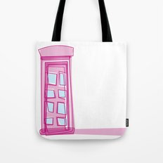 London calling..... Tote Bag
