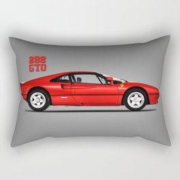 The 288 GTO Rectangular Pillow
